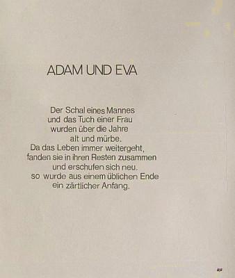Christina Ruhland Adam und Eva