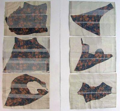 Christina Ruhland Kleidergeschichte