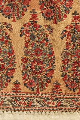 Afghan 92x184 Detail