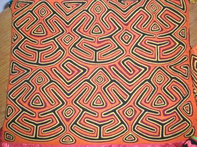 Molas der Kuna-Indianer
