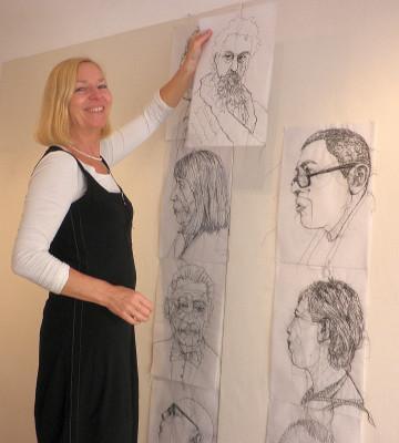 Edith Platzlat work