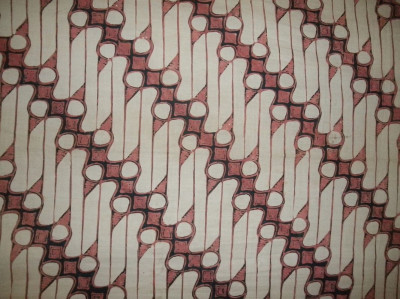 Batik Geometrisch