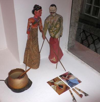 Batik Werkzeug