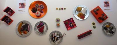 Süße Verführungen textiler Variationen