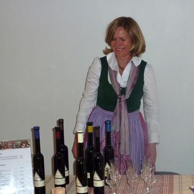 Maria Steinbauer lädt zu diversen Schmankerln