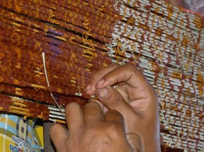 abbinden Detail (Kambodscha)