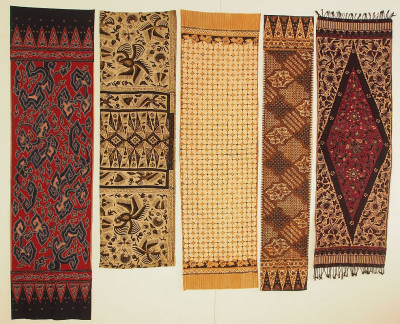 Batik aus Indonesien (Java)