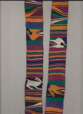 Detail Haarband Guatemala