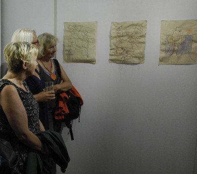 Edith PlatzlVernissage